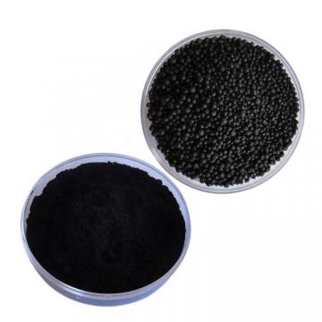 Gray Granular Medium and Trace Element Fertilizer